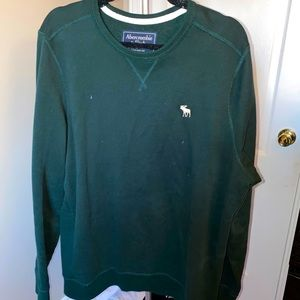 Abercrombie and Fitch Crewneck Sweater